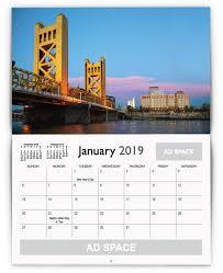 Calendar Template | Printingcenterusa.com