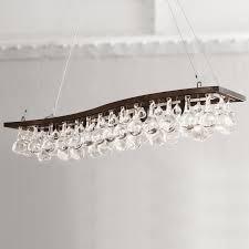 arctic pear chandelier single wave 39 25 view website enlarge