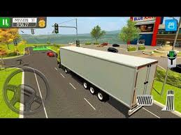 Delivery Truck Driver Simulator 6 Refrigerator Truck Android