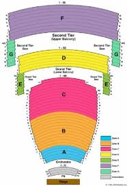 Sacramento Community Center Theater Seating Chart Sacramento Convention Center Seating Chart Best Picture Of