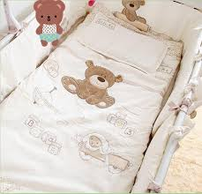 chair wonderful baby crib quilt 24 9pcs bedding set applique embroidery pretty baby crib quilt