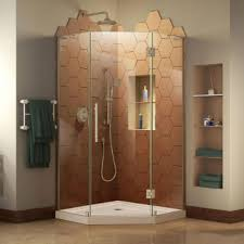Bathroom Partition Simple Showers Shower Doors At The Home Depot