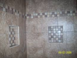 Mosaic Bathroom Tile Designs Find This Pin And More On Walk In Shower Shower And Bath Remodel