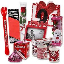 valentine gift set plete with gift bag tissue paper red rose i love you mini bear 2 valentine mugs 1 large of hershey red kiss
