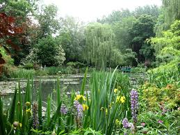 water garden giverny