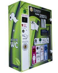 Toilet Paper Vending Machine New Maquinas Vending De Papel Higienico