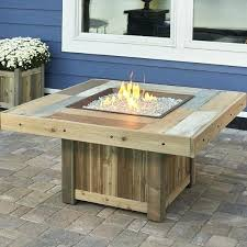 coffee table with fire pit unique pallet fire pit ideas on pallet ideas pool gas fire