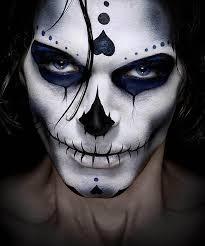 skull face painting best 10 skull face paint ideas on sugar skull face templates