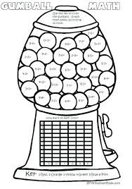 Multiplication Coloring Pages 932 Multiplication Color By Number