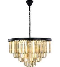 matte black chandelier elegant lighting gt light inch matte black chandelier ceiling light urban classic matte