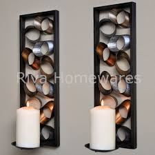 Wall Art Design Ideas, Style Make Candle Holder Wall Art Scratch Selecting  Resistant Materials Premium
