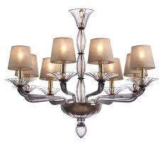 modern murano glass chandelier sten modern kitchen by yourmurano lighting uk