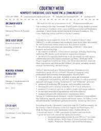 COURTNEY WEBB NONPROFIT FUNDRAISING, CAUSE MARKETING & COMMUNICATIONS (323)  481-8088 ...