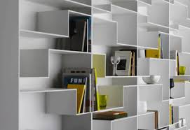 Small Picture Modular Shelving Wall Decorating Ideas