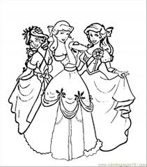 Small Picture Disney Princess Christmas Coloring Pages Free Christmas Disney
