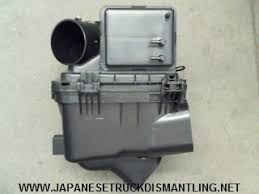 lexus rx air filter housing cleaner box our