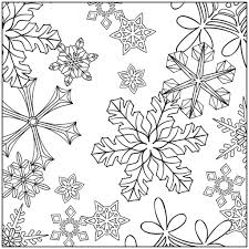 Winter Wonderland Adult Coloring Book With Relaxation Cd Color