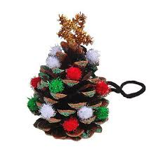 Easy Christmas Craft Ideas Pine Cone Crafts · All Things ChristmasPine Cone Christmas Tree Craft Project