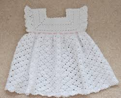 Crochet Baby Dress Pattern Awesome Decorating