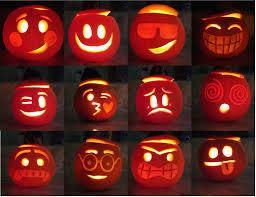 Cool Pumpkin Faces Small Pumpkin Carving Ideas Arlene Designs