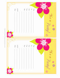 template 80th surprise birthday invitations plus 50th excel template 30th birthday