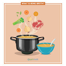 the best bone broth for gut health