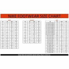 Stylized Shoe Size Chart Printable Zappos Blogs Kids Shoes