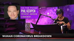 Dana Loesch - COVID-19/Wuhan Coronavirus: Phil Kerpen Talks Data, Details  on This Ever Changing Narrative | Facebook