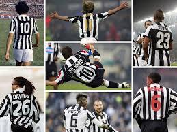 La Storia Dei Numeri Sulle Maglie Della Juventus Dal 1939 A Oggi