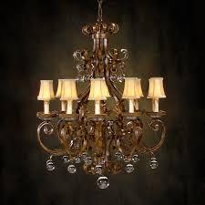 john richard lighting. johnrichard ajc8350 10 light chandelier sierra brown john richard lighting