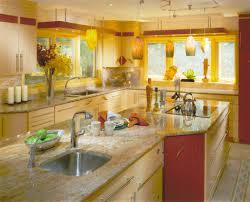 Bright Kitchen Color Bright Kitchen Color Ideas