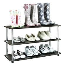 closetmaid shoe shelf closetmaid shoe rack bracket