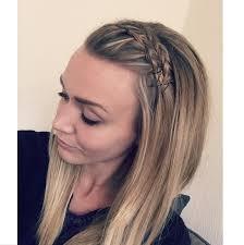 Coiffure Mariage Cheveux Mi Long Avec Tresse Cheveux Long