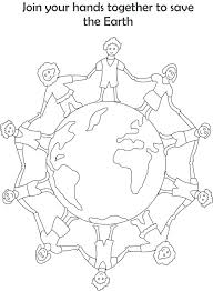 4th Grade Coloring Pages Earth Day Printable Coloring Page For ...