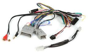 crux gm car stereo replacement interface (socgm 17) general motors  at Rp4 Gm11 Wiring Diagram