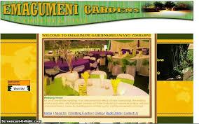 emagumeni wedding venue emagumeni gardens kwa bulawayo