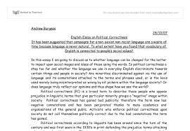 political correctness essay political correctness gone too far