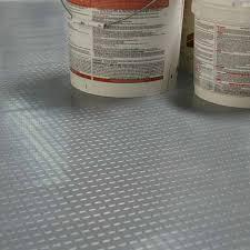 A Rolled Garage Floor Mat is the Perfect DIY Garage Floor Solution