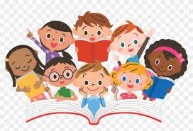 Pupils Reading Clip Art, HD Png Download - 894x561(#2805446) - PngFind
