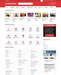 Buy Classified Ads Wordpress Theme Website Template 2019