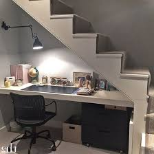 office under stairs. Iny Office Under Stairs A