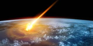 earth is bombarded at random eth zurich a thankfully rare event an asteroid hits the earth visualisations istock