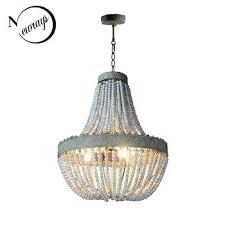 antique wood chandelier free vintage rustic antique wooden bead chandelier hanging lamp pendant lamp wood antique wood chandelier