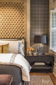 ... Padded Bedroom, Incredible Tufted Fabric Wall Panels For Bedroom: Tips  and Ideas to Install Stylish ...