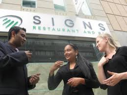 jobs with deaf people chs working with signs restaurant to create jobs for people who are