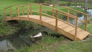 garden bridges. Fine Bridges Large Garden Bridges For A