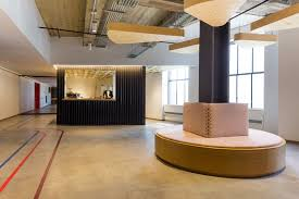 Image York Ny Lobby Officelovin Tour Of Yelps Amazing New York City Office Officelovin