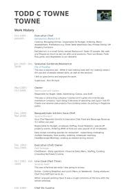 Chef Resume Samples Awesome Free Sample Chef Resume Examples Visit