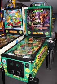 Ninja Turtles Arcade Cabinet Teenage Mutant Ninja Turtles Pinball Machine Schooladmin