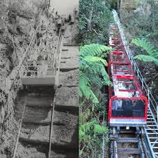 200/365: Katoomba Scenic Railway 1946 ...